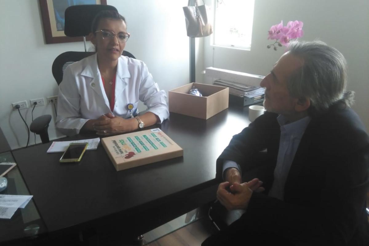 Momento Médico continúa con entrevista a Directora de IPS Universitaria