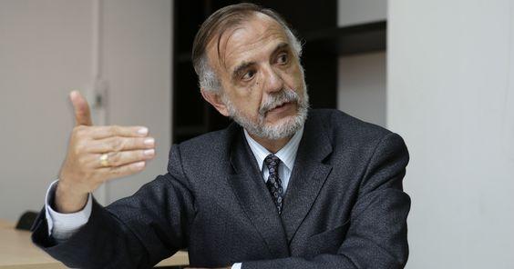 Iván Velásquez, de desterrado en Guatemala a ganador del Nobel alternativo