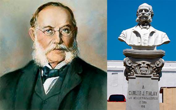 Carlos J. Finlay y el Día Panamericano del Médico