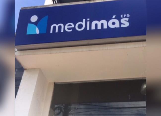 Por anticipos sin legalizar, Medimás habría producido detrimento a sistema de salud