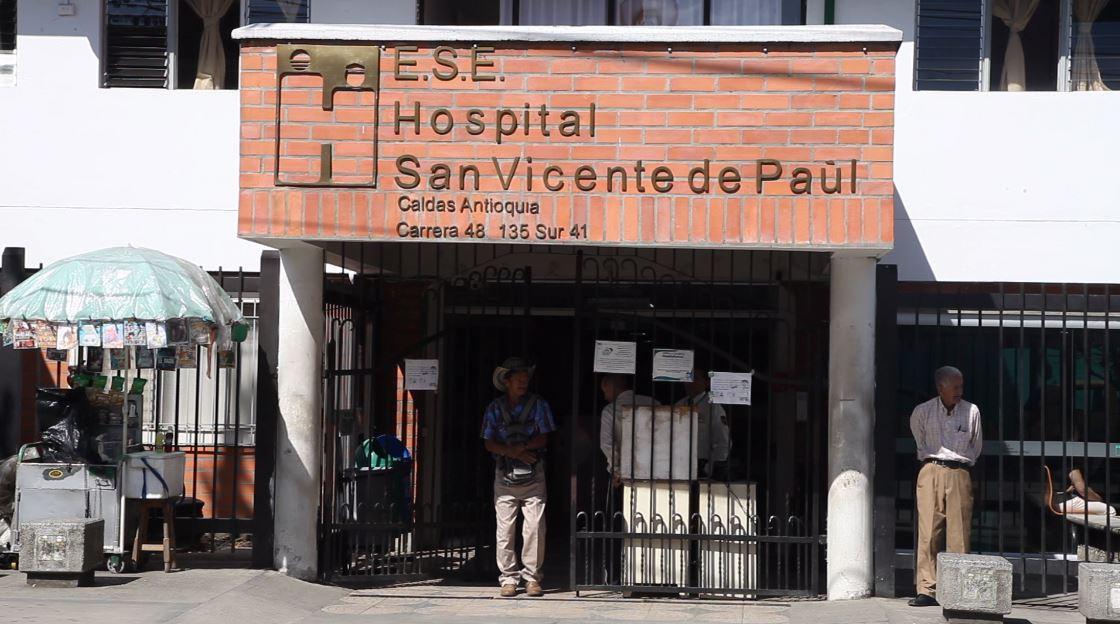 Junta Directiva de ASMEDAS Antioquia se suma a protesta por cierre de servicios en hospital de Caldas