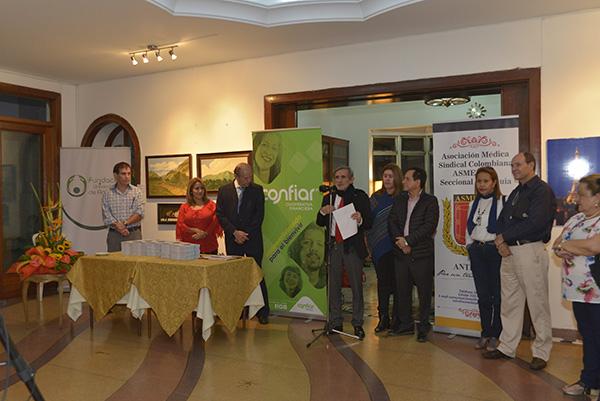 Salón de Artes de ASMEDAS Antioquia cumplió 22 años