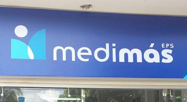 En un año Medimás acumuló un capital negativo de más de $200 mil millones