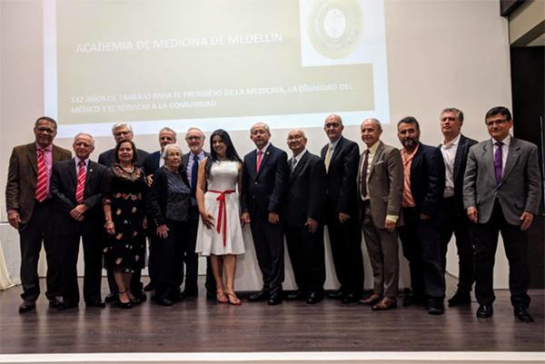 Homenaje al Departamento de Ginecología y Obstetricia, Facultad de Medicina, Universidad de Antioquia
