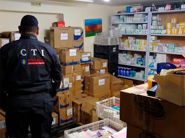 Desmantelan una organización que falsificaba medicamentos y los vendía, incluso, a EPS y hospitales