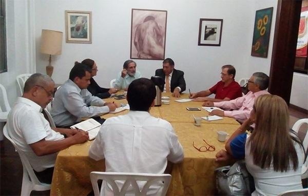 Se reunió Frente Común por la Defensa de la Salud en Antioquia