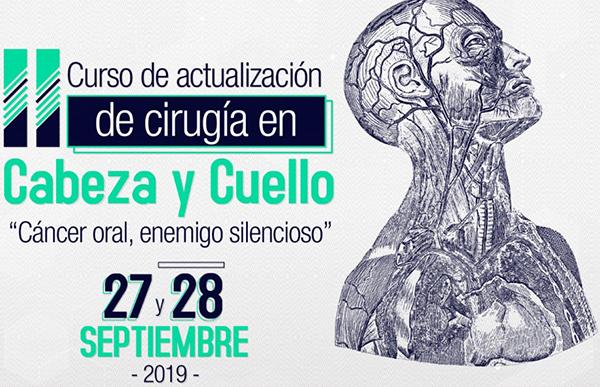 II Curso de Actualización en Cirugía de Cabeza y Cuello