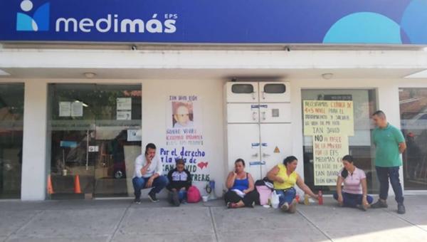 Cierre de Medimás deja a 214 mil antioqueños en el limbo para la atención en salud