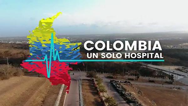 Gremios médicos y de la salud explican propuesta «Colombia un solo hospital» en pandemia del COVID-19