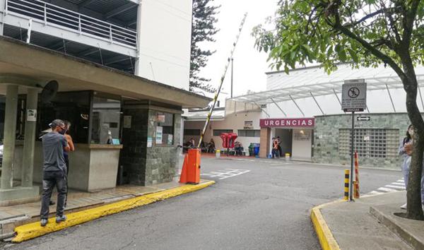 Hospital Manuel Uribe Ángel de Envigado se declaró en emergencia funcional